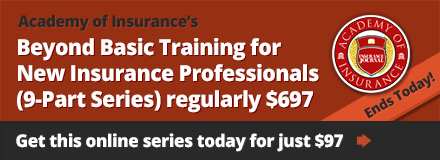 Pick Your Price Sale from Academy of Insurance