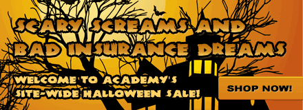 Scary Insurance Dreams from Academy of Insurance