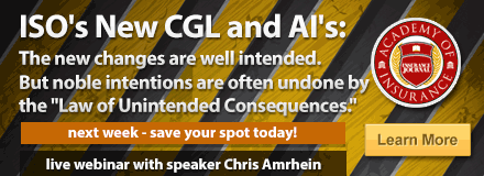 ISO's New CGL and AI's: Trap or Treat? - Join Academ