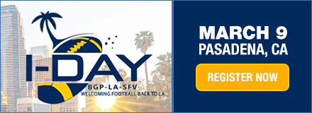 Sponsored by: Los Angeles I-Day. March 9, 2017. Pasadena, CA. Click here for more information.