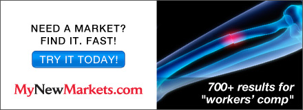 Sponsored by: MyNewMarkets.com. Need a Market? Find It. Fast! Click here for more information.