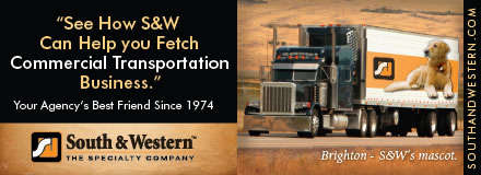 Sponsored by: South and Western. See How S and W Can Help you Fetch Commercial Transportation Business. One Password. Fast Rates(TM). Click here for more information.