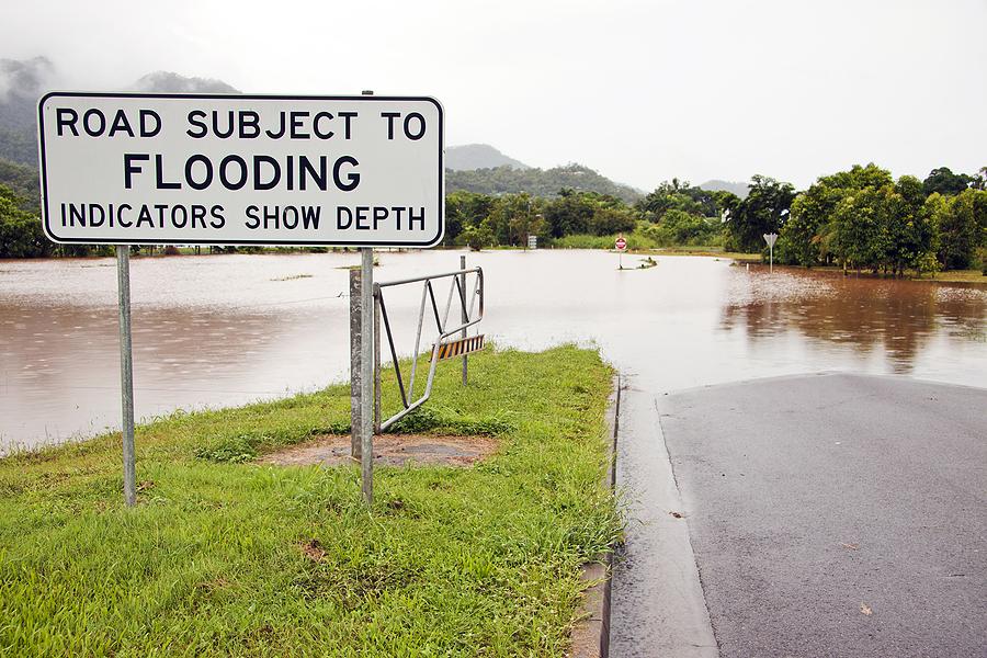 Australia Flood Damage