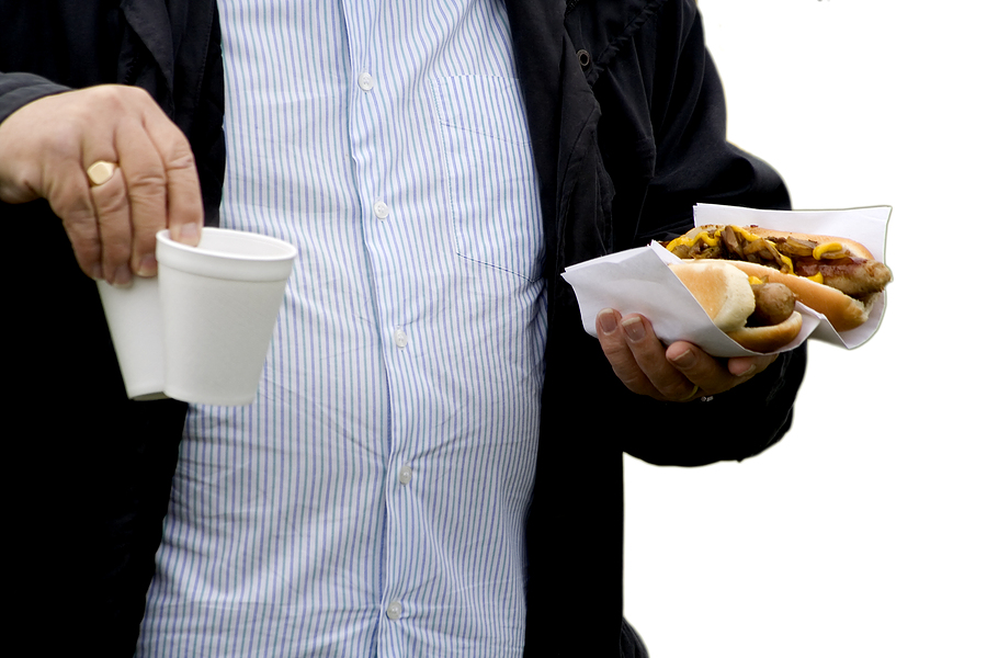 Obesity Increases Workplace Injuries