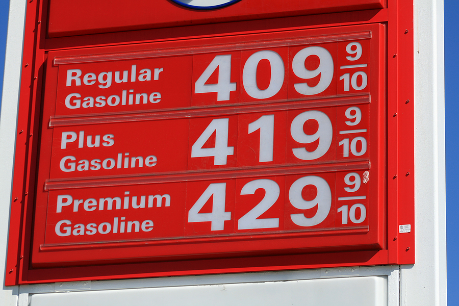 Study High Gas Prices Lead To Fewer Auto Accidents