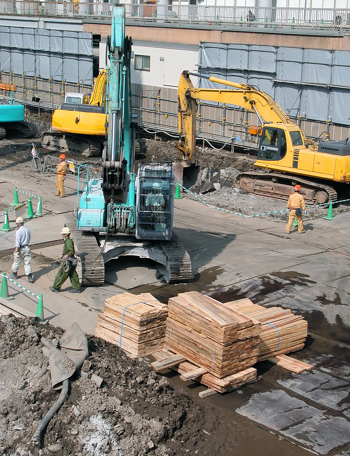 Building Construction Insurance : Building momentum in the construction market