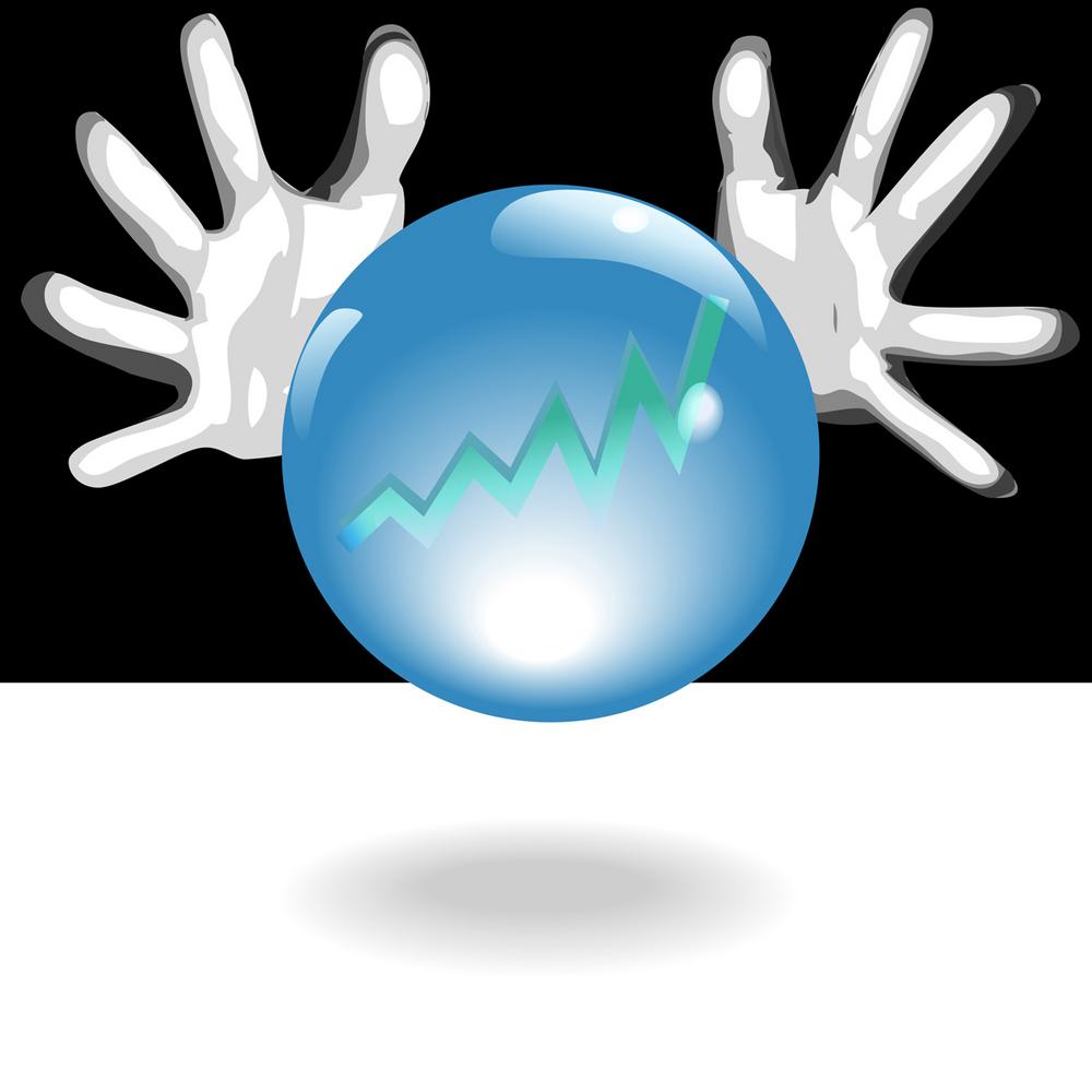 forecaster hands
