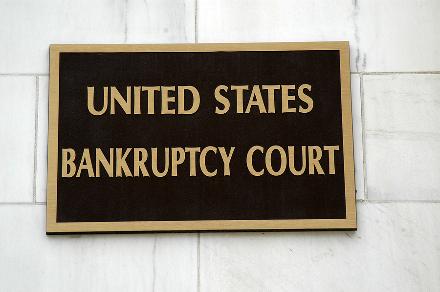 bankrupt court