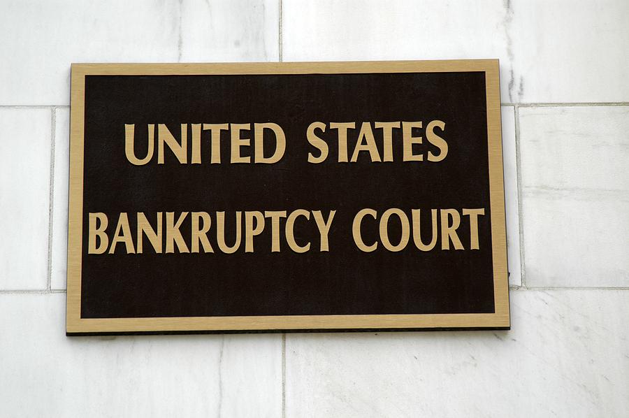 bankrupt court