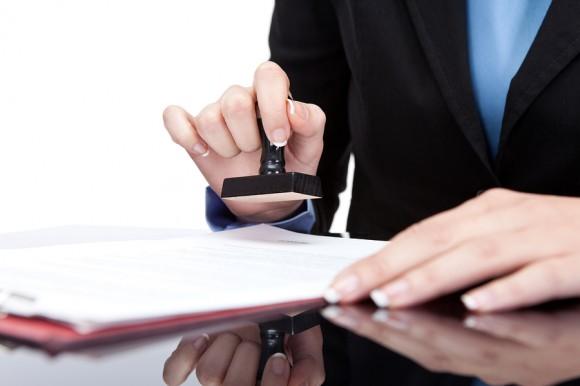 stamping-paperwork