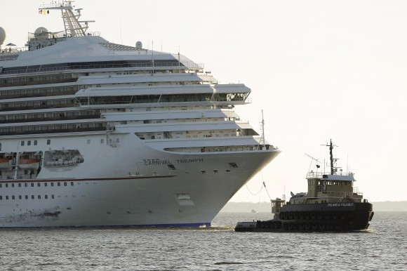 Coast Guard Begins Surprise Safety Inspections Of Cruise Ships - Coast guard cruise ship
