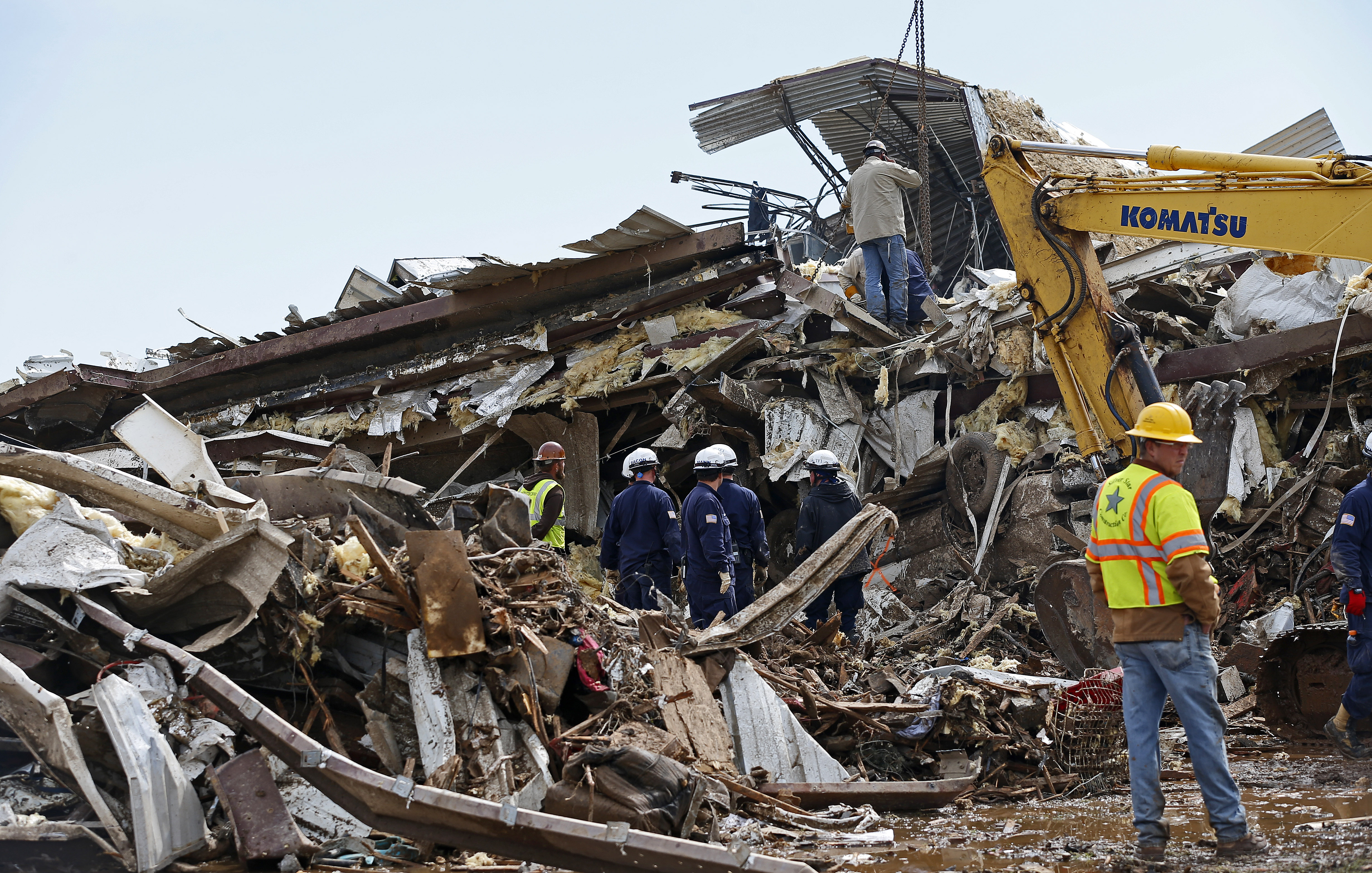 Oklahoma Schools Destroyed By Tornado Lacked Safe Rooms