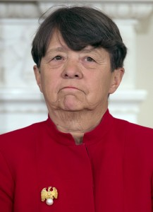 Mary Jo White SEC Chair (AP Photo/Carolyn Kaster)