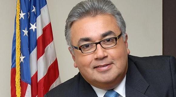 Calif. State Sen. Ron Calderon