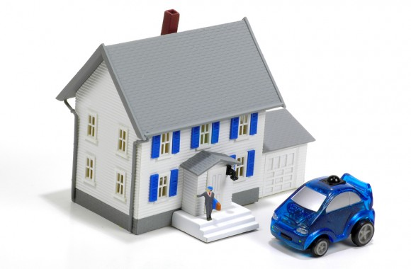 Home Car House Residential Bundle