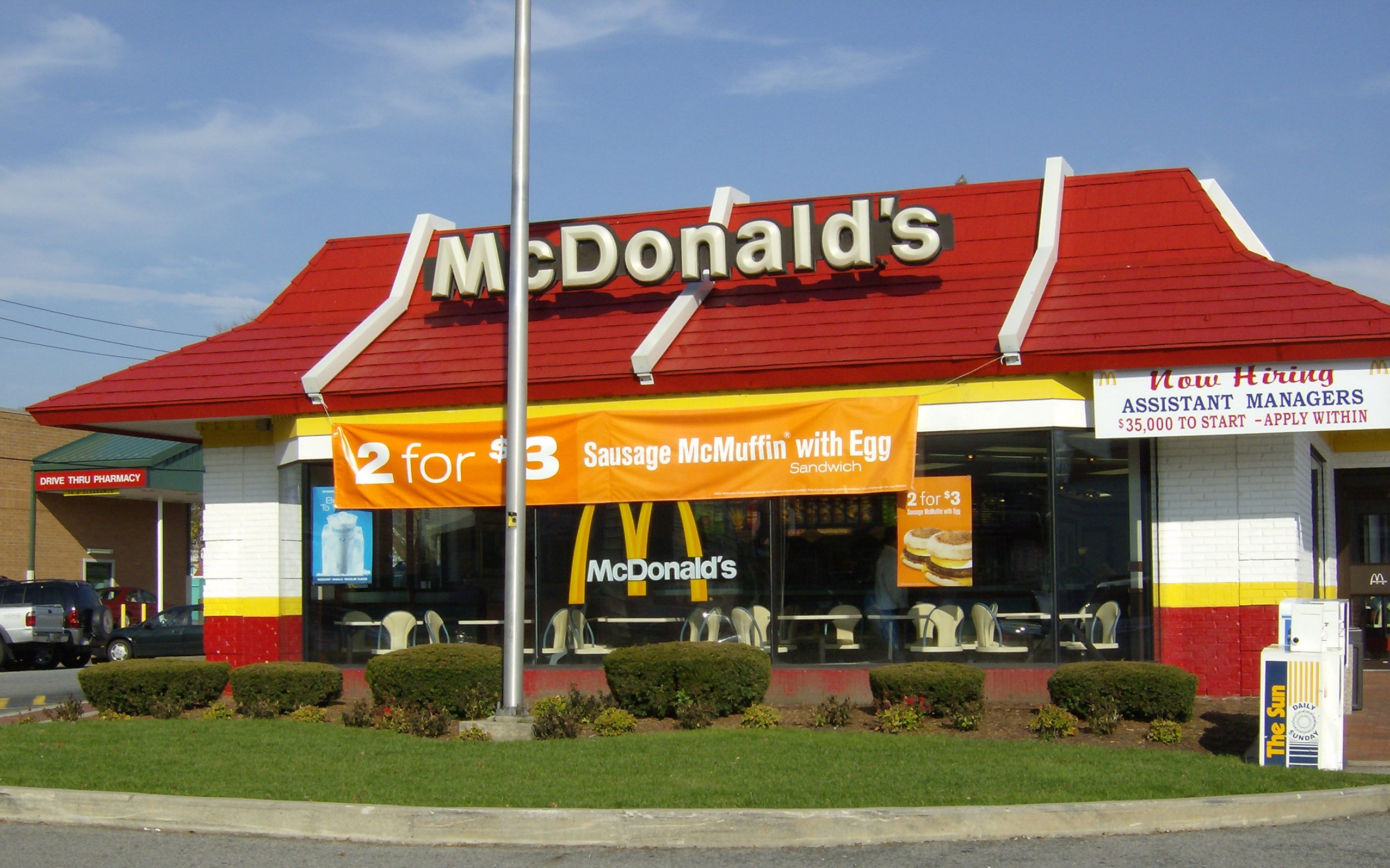 Chicago Man Sues Mcdonalds Arguing Value Meal Is No Deal