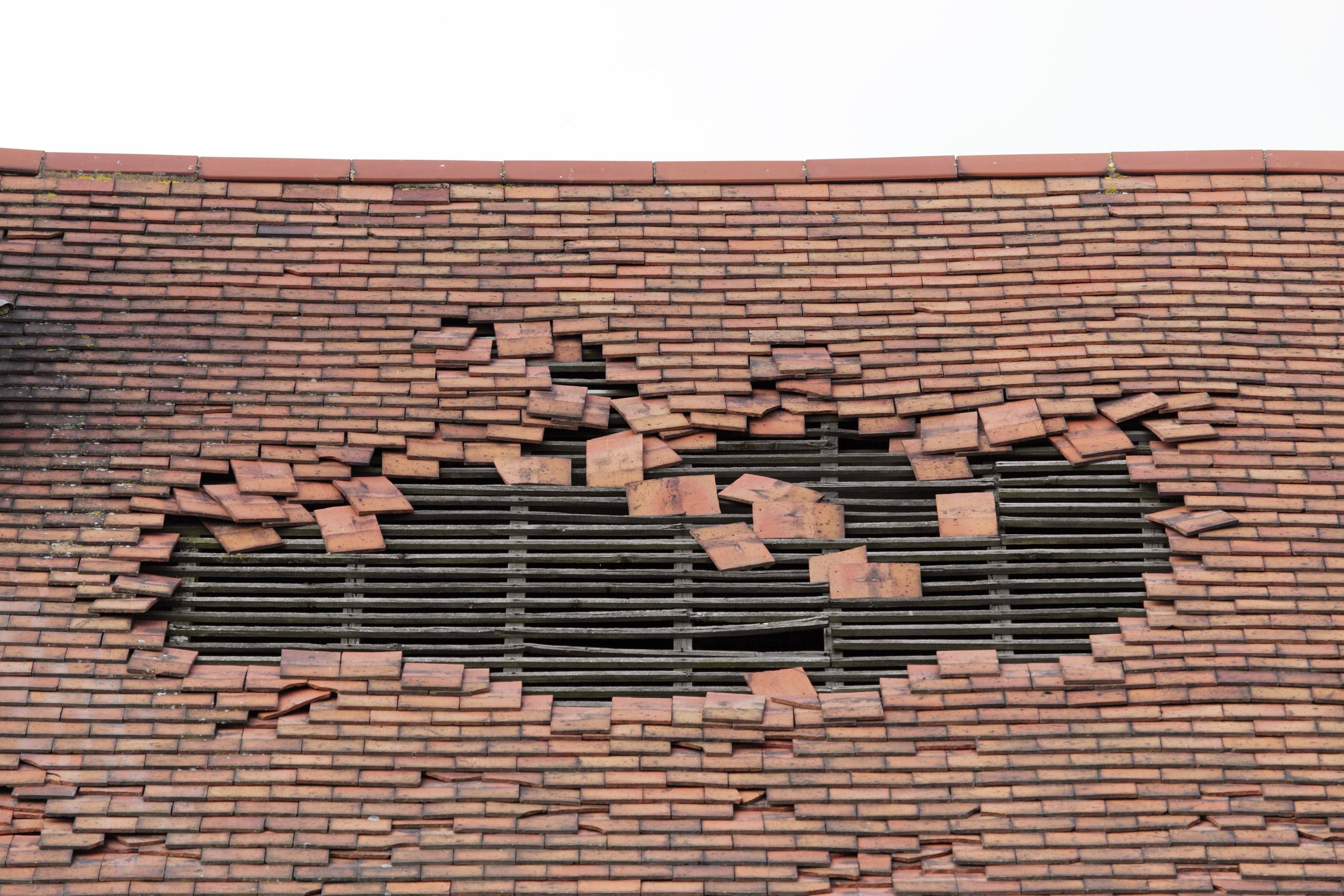 Post Hailstorm Roofing Permits In Kansas Town Return To Normal