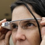 Google Glasses AP Photo
