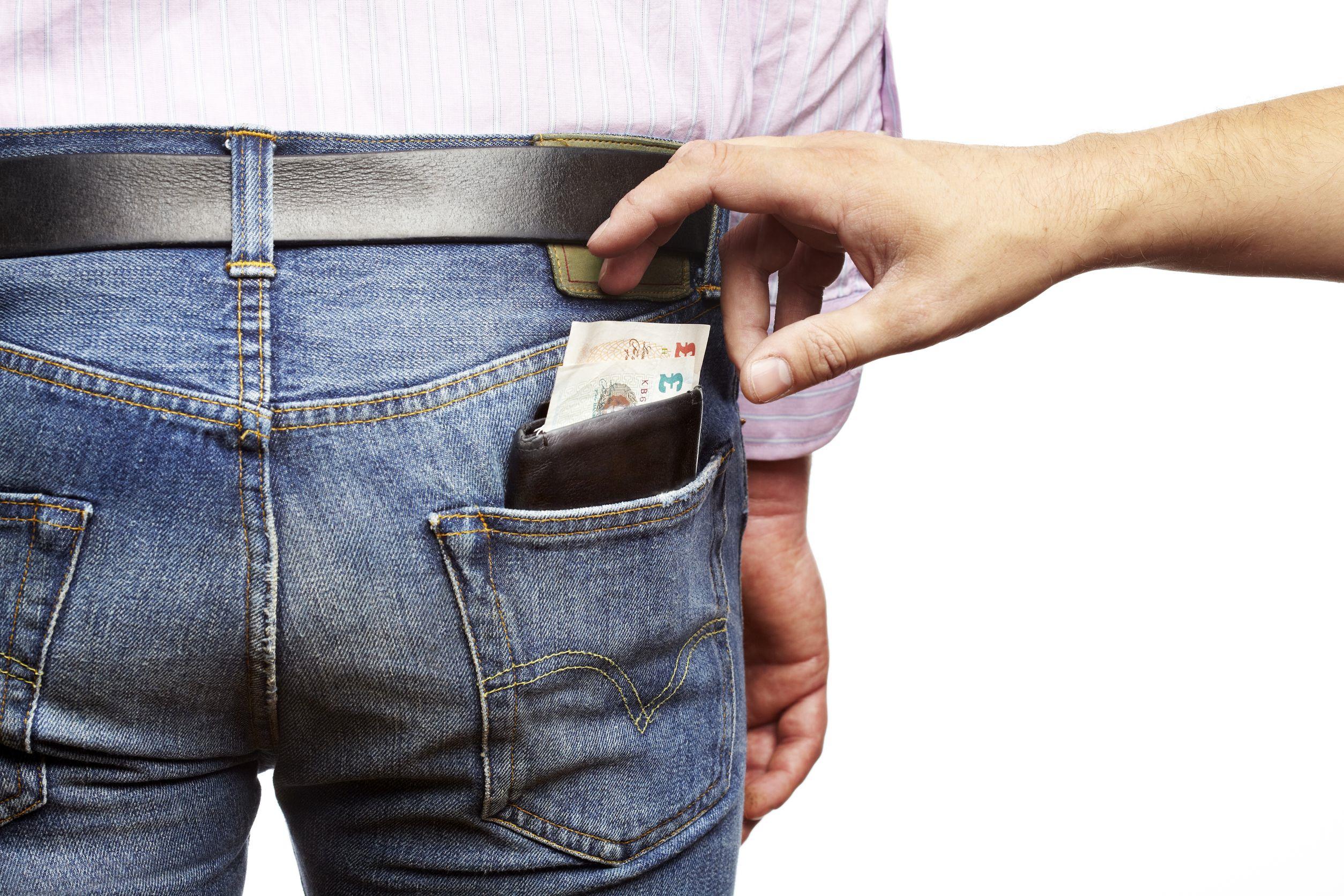 Image result for pickpocket