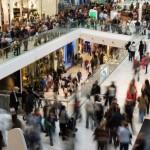 mall shopping retail