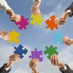 Merger Teamwork Puzzle