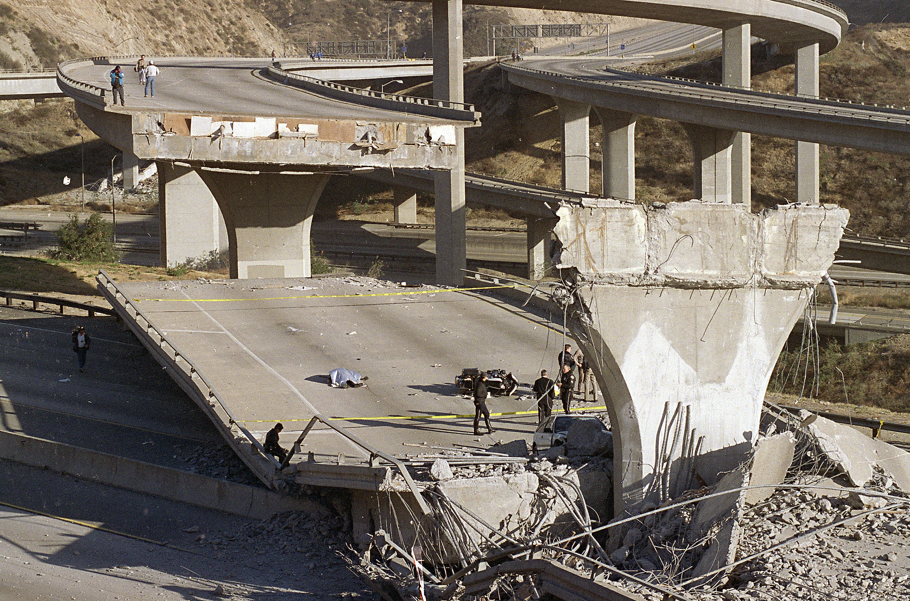 Twenty Years Later Big Lesson From Northridge Quake Lost