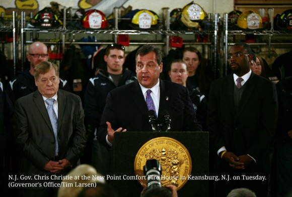 NJ Gov. Christie