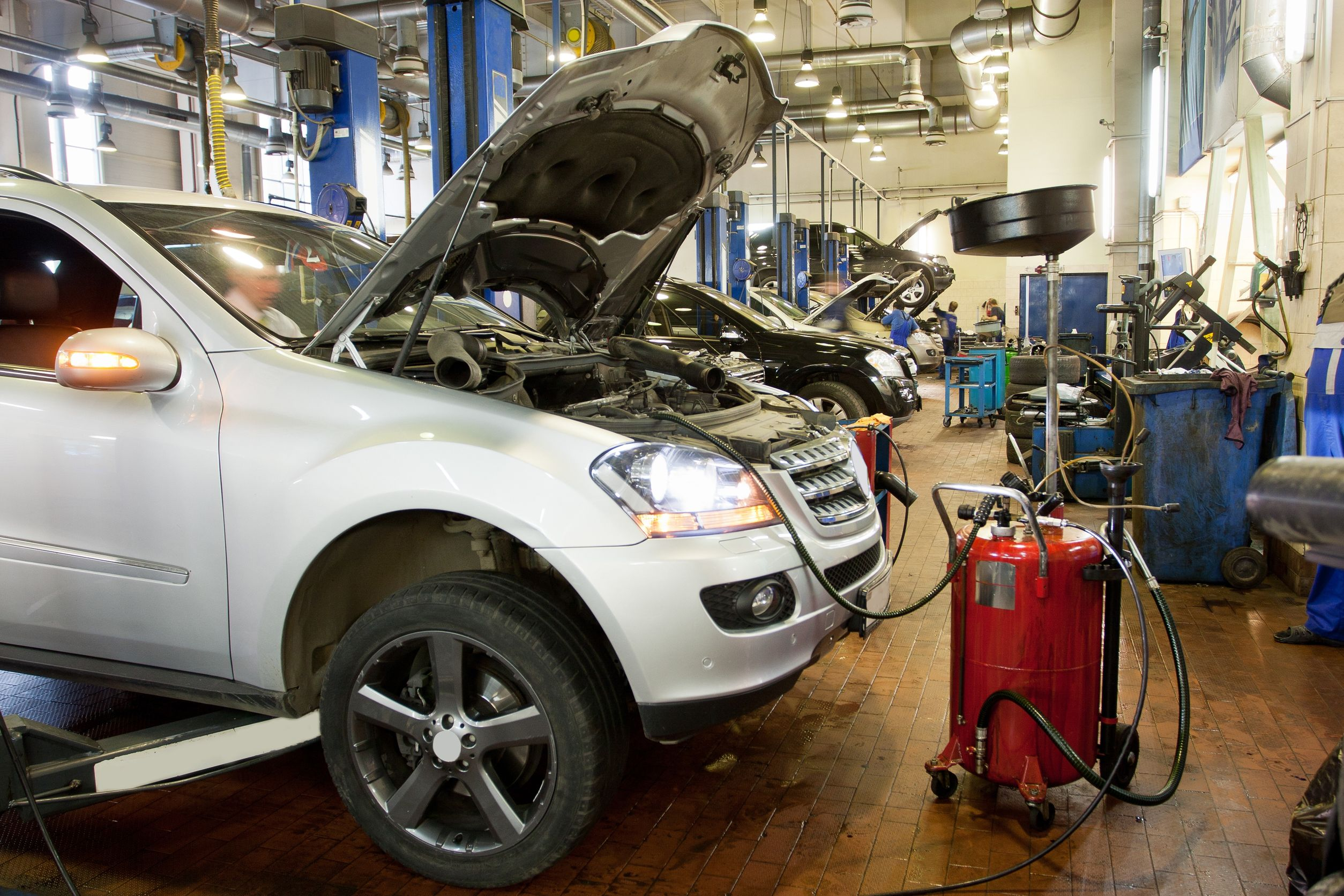 Garage liability or garagekeepers that is the question for Garage automobile reparation