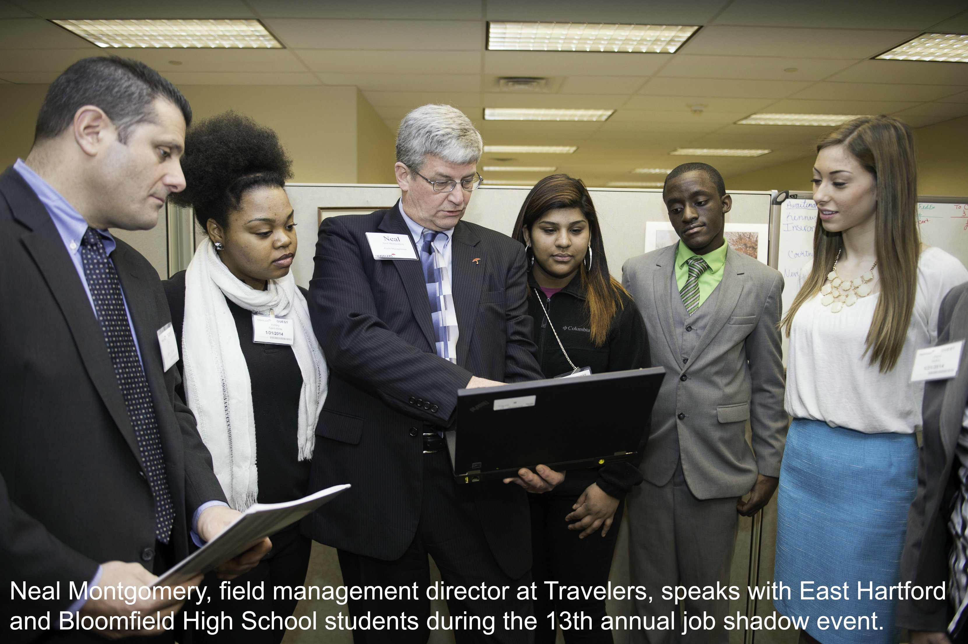 travelers invest team up to develop young professionals