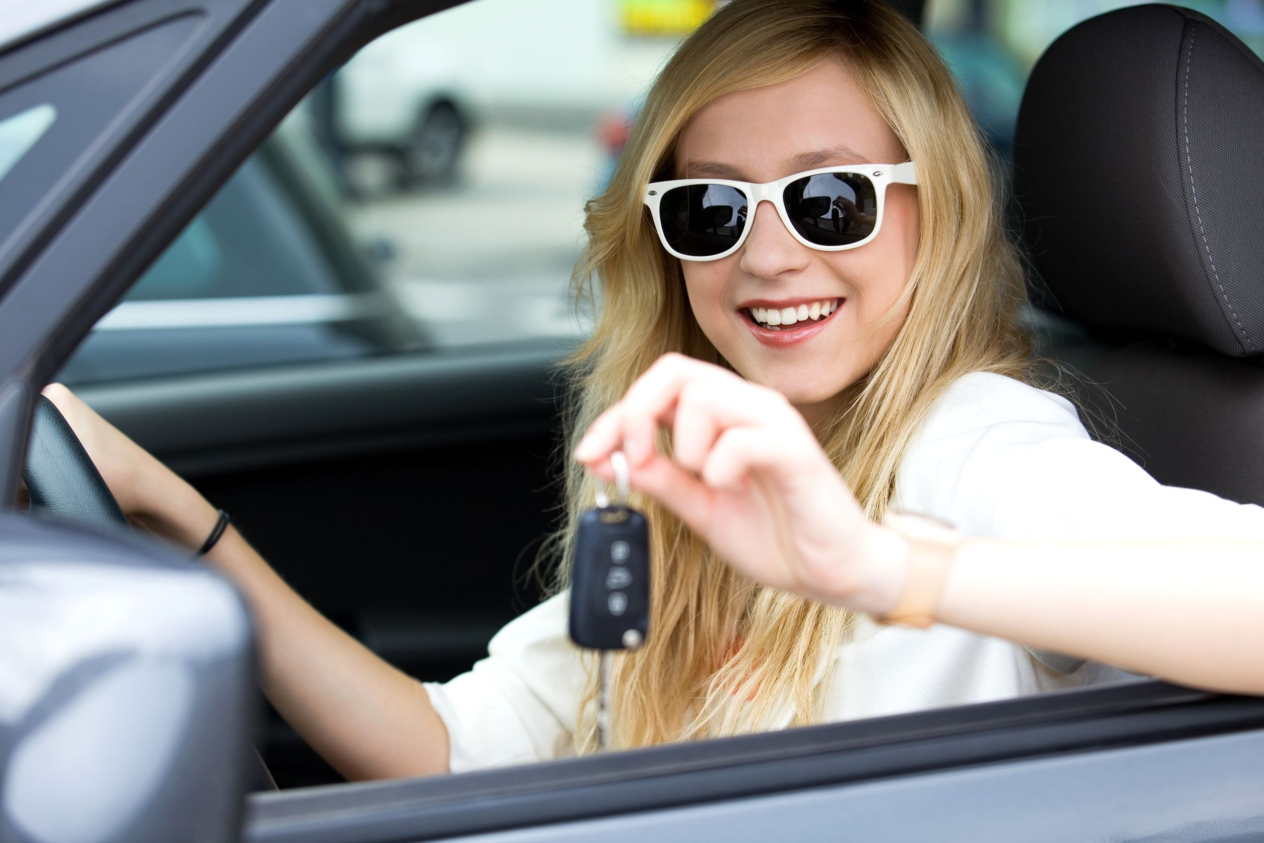 Rules of the Road for Teen Drivers - KidsHealth