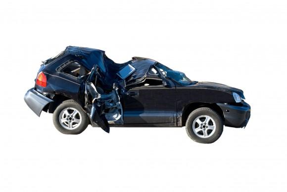 wreckedcar