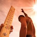 rising temperatures climate heat