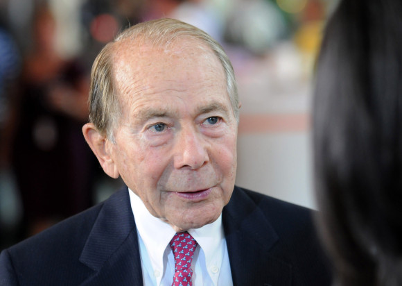 Hank  Greenberg (Photo: Jonathan Fickies/Bloomberg)