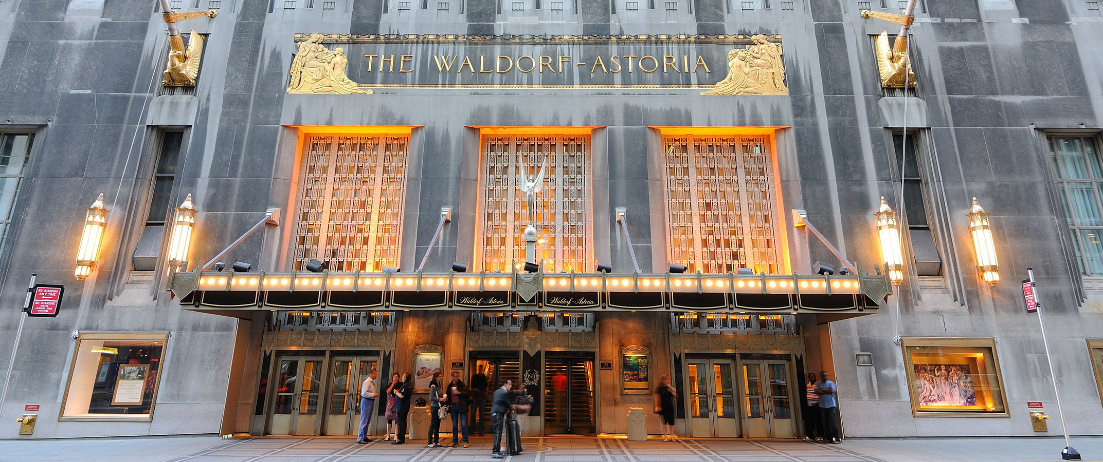 China 39 s anbang insurance to acquire waldorf astoria for for Hotel new astoria