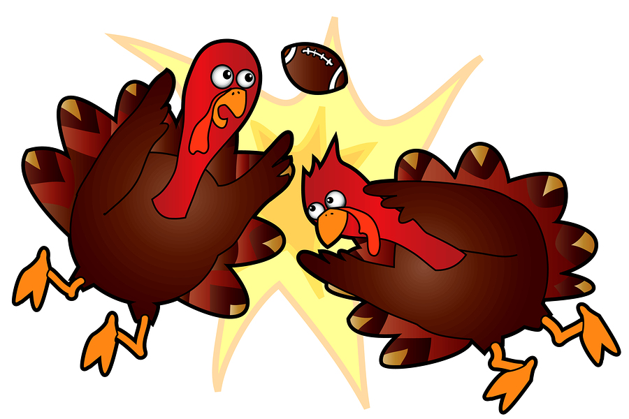 nfl thanksgiving day football games