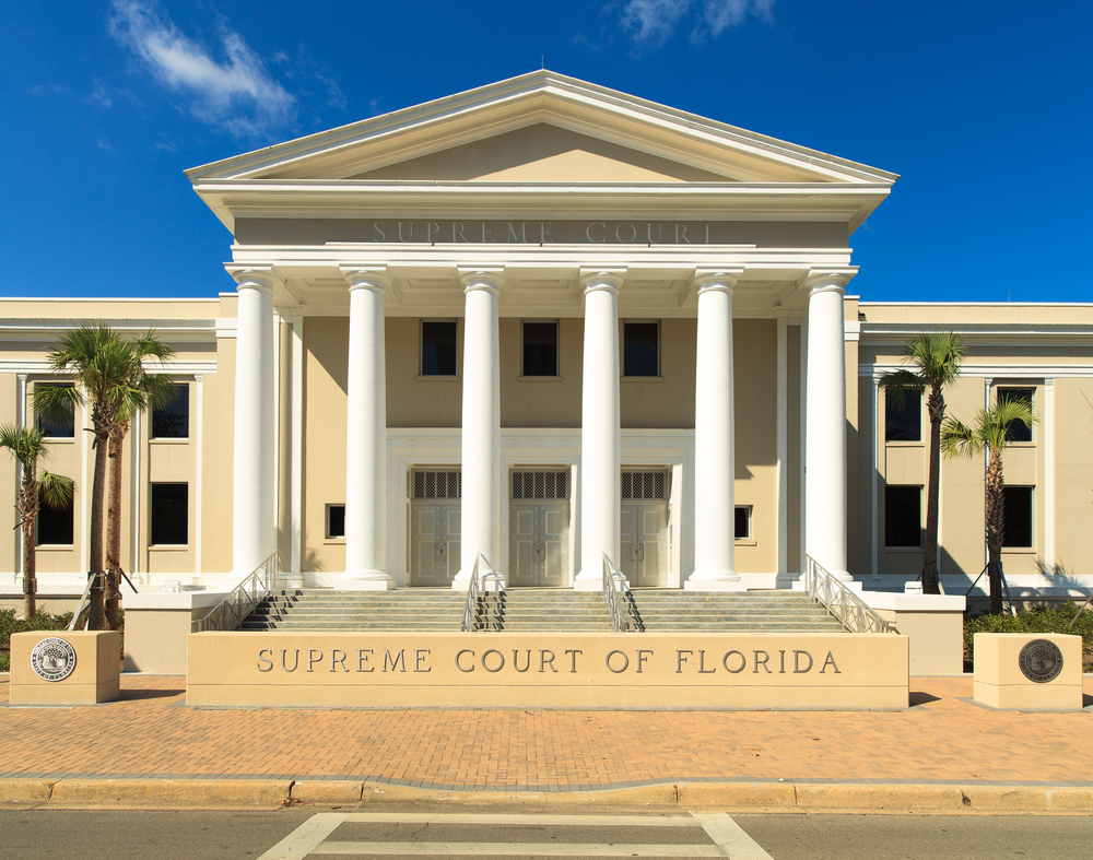 Image result for Supreme Court of Florida Ruling