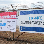 Sandy FEMA  disaster recovery center