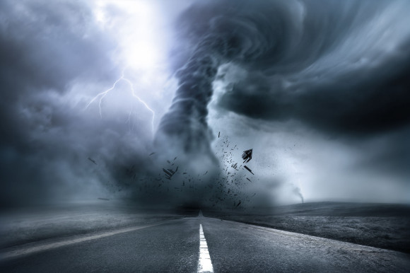 Pacific May Signal South Tornadoes
