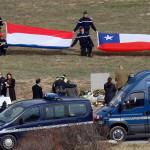 Germanwings Plane Crash Site in French Alps  (AP Photo/Claude Paris)