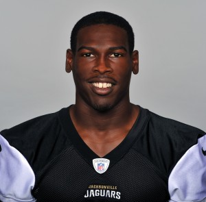 Marqise Lee of the Jacksonville Jaguars NFL football team.  Associated Press