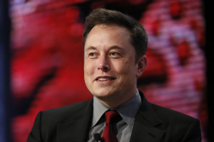 Elon Musk Tesla CEO (AP Photo/Paul Sancya)