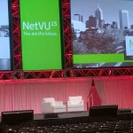 Coming Soon. NetVu 2015 stage prior to conference.
