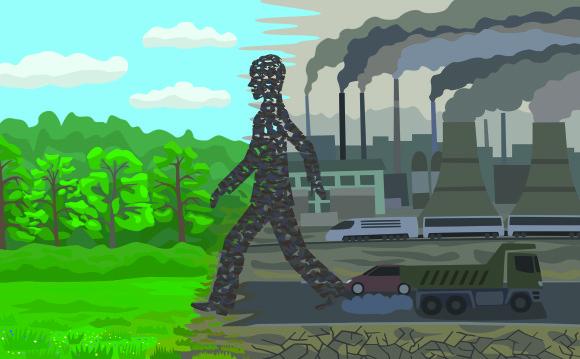 Crowdsourcing Pollution
