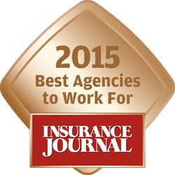 Best Agencies to Work For 2015-Bronze