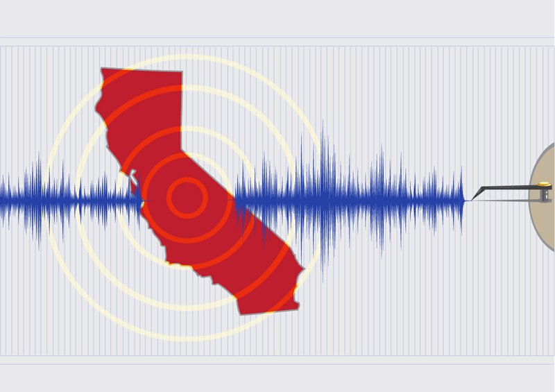Magnitude 5.8 quake strikes off Northern California coast