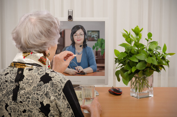 telemedicine telehealth doctor patient