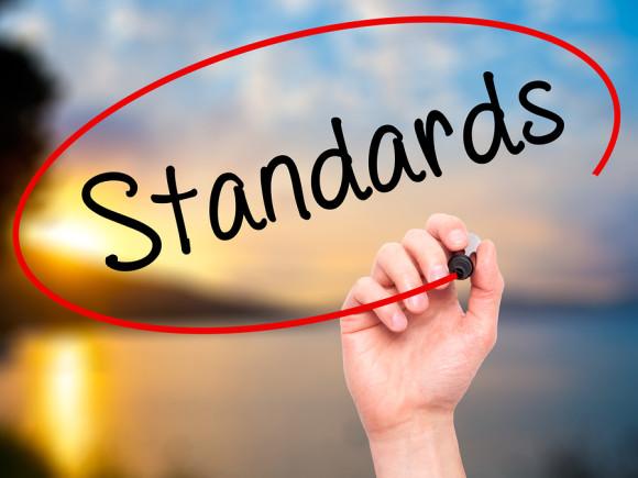 Standards  written word