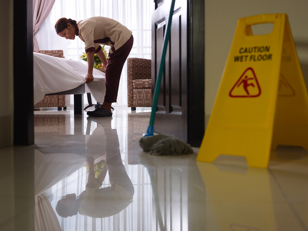 professional hotel cleaning servies