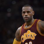 LeBron James   (AP Photo/Darren Abate)