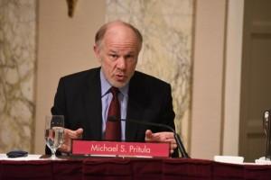 Michael Pritula McKinsey & Co. (Photo by Don Pollard)
